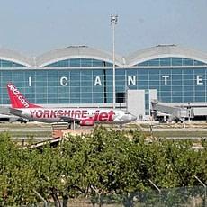 aeropuerto alicante taxi 8 plazas valencia