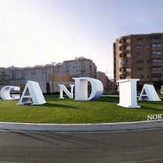 gandia taxi 8 plazas aeropuerto valencia
